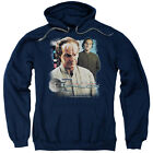 Star Trek Enterprise Series DOCTOR PHLOX Licensed Sweatshirt Hoodie