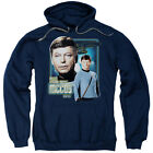Star Trek TOS DOCTOR Leonard Bones MCCOY Licensed Sweatshirt Hoodie on eBay