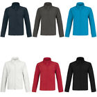 New Mens B&C Collection Ergonomic Designed 2-Layer Softshell Jacket Size S-3XL