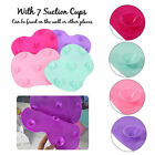 Silicone Makeup Brush Cleaner Cleaning Cosmetic Scrubber Board Mat Pad Tool New