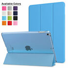 For New Apple iPad 9.7 2018 / 2017 Smart Slim Magnetic Leather Stand Case Cover <br/> ✔Auto Wake/Sleep✔Compatable For iPad 9.7 2018 &amp; 2017