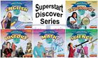 Age 9+ SuperStart Discover Series Edutainment PC Windows XP Vista 7 8 10 Sealed