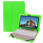 New Slim Leather Case Keyboard Cover For Asus Transformer BooK T101HA 10.1 Inch
