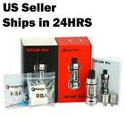 BRAND NEW Kanger Toptank Mini Sub Ohm 4 ML Top Fill Tank **SHIPS IN 24HRS**