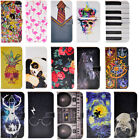 Harry Potter Skull Floral Leather Wallet Cash Card Case Cover For iphone 7 Plus