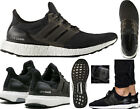 ADIDAS ULTRA BOOST BLACK WHITE 3.0 Trainers shoes 2017 NEW sizes 7 8 9 10 11 12