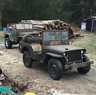 1942 Ford GPW Script Willys MB WWII Willys jeep