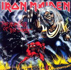 IRON MAIDEN THE NUMBER OF THE BEAST CD in Jewel Case Booklet Album Steve Harris