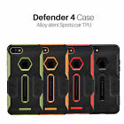 Nillkin Defender 4 Armor Shockproof Hard Protector Cover Case For iPhone 7 7Plus