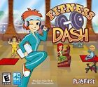 PlayFirst Dash Series Time Management Action Games MAC OSX 10.4-10.6 Sealed New