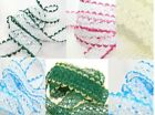 """""""Laces Galory"""" 25 mts superior DOVECRAFT Eyelet Knitting In Lace COLOURS"""