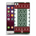 HEAD CASE DESIGNS KNITTED CHRISTMAS SOFT GEL CASE FOR HUAWEI PHONES