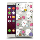HEAD CASE DESIGNS LIL PUPPIES HARD BACK CASE FOR HUAWEI PHONES 1