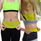 Women Sauna Body Shaper Tummy Fat Burner Tank Top Weight Los
