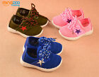 New Fashion Baby Boys Girls Casual Shoes Toddler Infant Mesh Shoes Size 4.5-7.5
