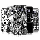 HEAD CASE DESIGNS BLACK AND WHITE TRENDS HARD BACK CASE FOR SAMSUNG GALAXY S8