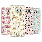 HEAD CASE DESIGNS CUTESY DOODLES SOFT GEL CASE FOR SAMSUNG PHONES 1