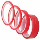 Double Sided Super Sticky Tape Red Strong 5m Craft DIY Roll Adhesive  6m 12m