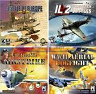 World War 2 WW II Air Dog Fight Aerial Warfare PC Windows XP Vista 7 8 10 Sealed