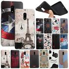 """For Nokia 6 2017 5.5"""" Cartoon 3D Relief Emboss Soft TPU Case Cover Fashion New"""