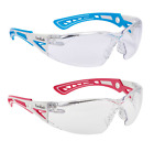 Bolle Rush PLUS + SMALL Sports Style AS AF Safety Glasses Specs Spectacles