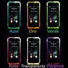 LED Flash Lighting incoming call TPU Case Cover Protector for iPhone Samsung New