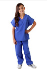 Children Scrub Sets, Medical Uniforms for Kids Super Soft Fabric