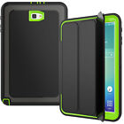Smart Cover Folio Shockproof Stand Heavy Hard Case For Samsung Galaxy Tab S2 8.0