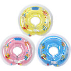 Newborn Baby Swimming Neck Float Inflatable Ring Adjustable Bathing Safety Aids