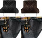Back Seat Covers Set Waterproof Hammock Pet Cover Car Seat Dog Travel Truck SUV