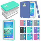 Defender Shockproof Tablet Case & Screen Protector for Samsung Galaxy Tab 3 T110