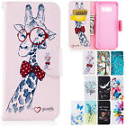 small leather case - Shockproof Card Wallet PU Leather Case Cover For Samsung Galaxy J7 J5 J3 Emerge