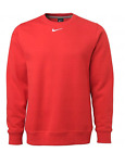 NEW Nike Team Club Men's Crewneck Fleece Sweater