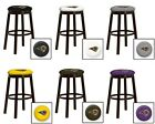 "ST. LOUIS RAMS NFL 24"" & 28"" ESPRESSO WOOD METAL GAME MAN SHE CAVE BAR STOOL on eBay"