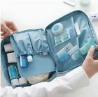 Travel Cosmetic Makeup Toiletry Case Bag Organizer Storage Pouch - US Seller