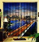 3D Sky sea 354 Blockout Photo Curtain Printing Curtains Drapes Fabric Window US