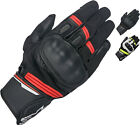 Alpinestars Booster Leather Motorcycle Gloves Motorbike Touring GhostBikes