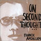 Franck Amsallem & Tim Ries : On Second Thought CD