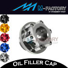 CNC Billet Rudder Oil Filler Cap Plug Fit Yamaha YZF R6  1999-2016 99 00 01 02