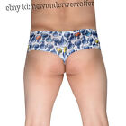 Men Hip-hop Sports Briefs Underwear NFL Micro Pants Bikini Trunks Thong Boxers