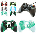 Dustproof Covers Camouflage Silicone Skin Cover Case For Xbox360 Controller 1Pcs