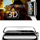 Ultra-thin 3D Full Curved Tempered Glass Film Screen Protector for Apple Watch