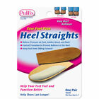 PediFix Heel Straights Properly Position Stabilize Heels Relieve Excess Pressure