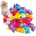 Grooming Dog Hair Bows Accessories Wholesale Cheer Hair Ribbon Bows for Dogs