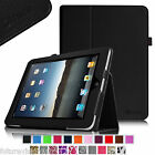 Leather Case Cover For iPad 1st Gen Original Generation iPad Air 2 iPad 2/3/4