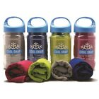Neat Ideas Cool Snap Ice Towel - choose your colour - Gym Sports Stay Cool