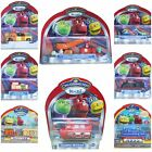 BOX TOMY CHUGGINGTON DIECAST TRAIN MODEL- WILSON, SKYLAR, PUFFER PETE, FIRE WAGO