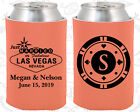 Coral Wedding Koozies Koozie Favors Gift Ideas Decorations Gifts (59)