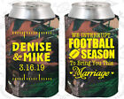 True Life Camouflage Wedding Koozies Favors Gift Ideas Decorations Gifts (314)