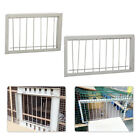 Iron Door Wire Bar On Frame Entrance Tumbler For Racing Pigeon Loft Bird Fantail